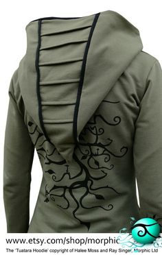 Great hooded jacket