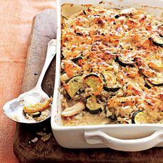 Chicken and Rice Casserole | CookingLight.com