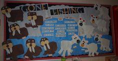 animals, anim fun, animal adaptations, arctic anim, venn diagrams, polar bears, food chains, gone fishing, art activities
