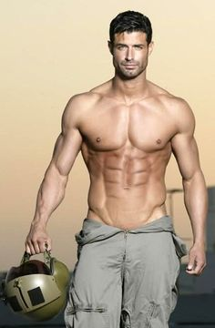 More sexy guys on [MusclesWorship] sexy guy, god, muscles, hard bodi, hot, airforc