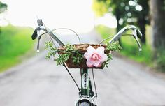 DIY Bike Basket by The Merrythought
