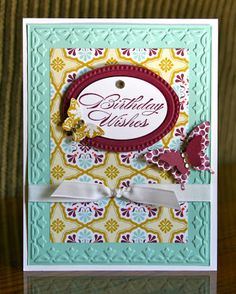 Stampin' Up! Birthday   by Krystal's Cards and More: Bring On The Cake #3