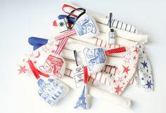 Paris sewing kits
