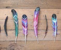 Bohemian angel feathers <3 via | www.hippieshope.com
