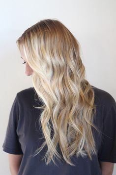 Many Shades of Blonde | DKW Styling