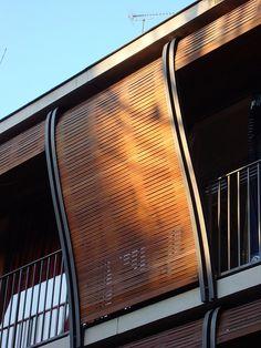 Rue des Suisses Apartment Buildings   Paris, France_Herzog & De Meuron