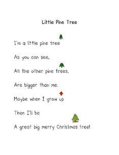 kindergarten Christmas poems   Christmas Poems - Darlene Johnson - TeachersPayTeachers.com