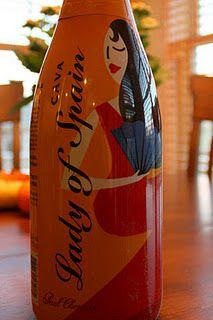 Paul Cheneau Lady of Spain Cava Brut - Holiday Sparklers Wine #7. $10