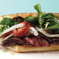 Steak Sandwiches for Summer Nights