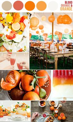 Blood Orange & Orange from Hey Look