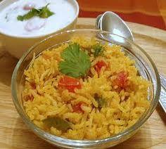 Nepali pulao ~ Nepali Food Recipe