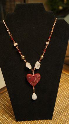 Jewelry by my friend Voxxy. :)