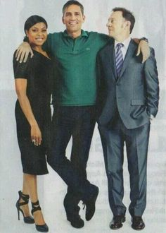 Person of Interest Convention Petition | Person of Interest CBS. The three of them together! <3