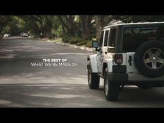 "Jeep® ""Whole Again"" OFFICIAL COMMERCIAL"