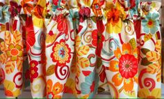 "Giselle Valance 72""w x 15""l @ $19.99. To Order Call toll-free 877-722-1100"