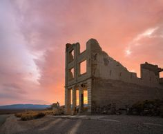 12 Of The Most Stunning Nevada Sunsets_#GeorgeTupak