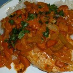 Coconut Curry Chicken Allrecipes.com