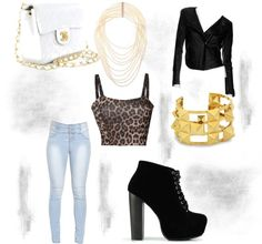 Casual Chic, created by topbeotch on Polyvore
