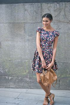 Diary Of Style: Flowered...