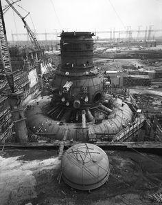 Unit 1, Browns Ferry Nuclear Power Plant, Alabama 1966