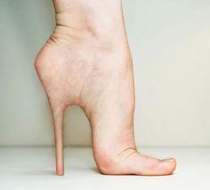 creepi, shoes, funni, stilettos, heels, wtf, weird, human body, thing