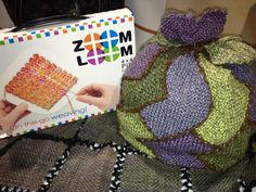 Schacht ZOOM Loom projects