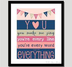 Everything Lyrics by Michael Buble