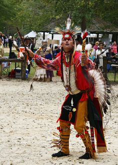 Cherokee+Indian+Tribe | Indian Dancer 2 15th Annual Echota Cherokee Tribe of Alabama Festival ...