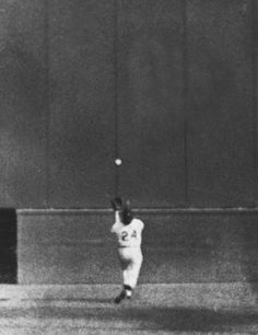 Willie Mays was one of baseball's rising African American stars during the 1950s. Reproduced by permission of    AP/Wide World Photos  Full Text:  COPYRIGHT 2003 U*X*L, COPYRIGHT 2006 Gale, Cengage Learning.