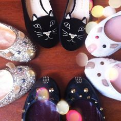 Marc by Marc Jacobs Cat and Mouse Flats