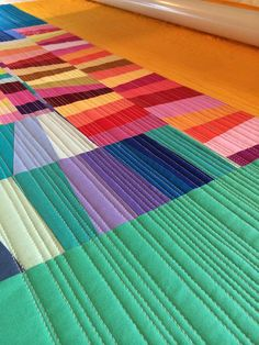 Gorgeous quilting from She Can Quilt!