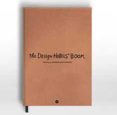 Twenty years ago Design Hotels™ was born. In celebration of this anniversary, The Design Hotels™ Book showcases a curated portfolio of 244 of the world's most expressive hotels and introduces the driving forces and creative spirits that dreamed them into reality. These truly distinctive properties in 150 destinations worldwide focus on design, a strong neighborhood connection and a sense of community. Above, else, they are made by Originals.
