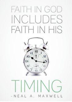 ...faith.