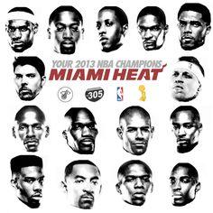 2013 Miami Heat