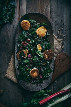 Sautéed Swiss Chard with Ricotta and Marjoram Medallions + More Swiss Chard Recipes