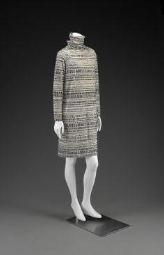 "Rudi Gernreich (American, 1922-1985), ""Dress,""  1968; Indianapolis Museum of Art, Deaccessioned Textile Fund, 2008.216"