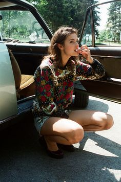 Lina Scheynius - Urban Outfitters Fall 2013