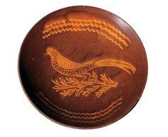 Southeastern Pennsylvania  c. 1800–1840  Glazed red earthenware