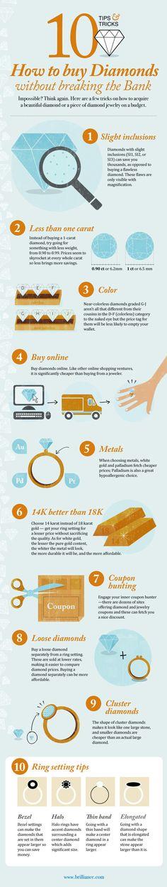 Top 10 Diamond Buying Tips