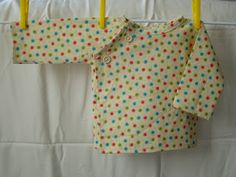 Tutorial: Baby Kimono Top
