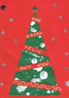 Christmas Tree Craft idea
