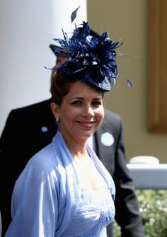 Princess Haya bint Al Hussein attends day one of Royal Ascot at Ascot Racecourse, 17.06.2014 in Ascot, England.