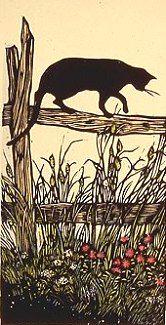 Garden Tiger,  Mary Azarian