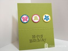 www.stampenvy.ca, stampin' up!, spring sampler, wacky wishes, needlepoint border