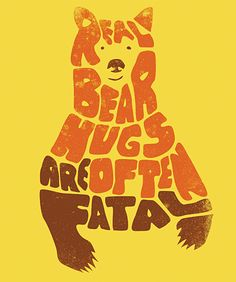 So clever bearhug, laugh, funni, bears, art, ufc, bear hugs, prints, t shirts