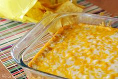 Life as a Lofthouse (Food Blog): Warm Bean Dip