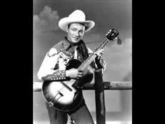Roy Rogers Yodels:  The Cowboy Night Herd Song