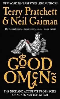 Good Omens, by Terry Pratchett & Neil Gaiman. A great and humorous book.