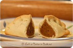 Pumpkin Pasties - Harry Potter recipe!