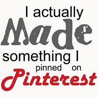 ...Who can say this?  Happy pinning!